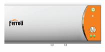 Máy nước nóng Ferroli VERDI - TE 15 lít