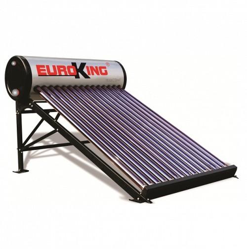 Máy nước nóng năng lượng Euroking 200 lít