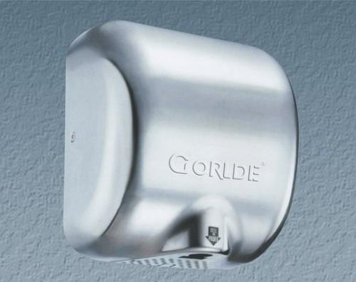 Máy sấy tay vỏ INOX GORLDE B-888