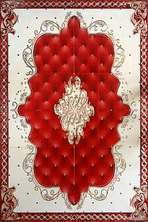 Bộ gạch tranh thảm 60x60 ORH414-2