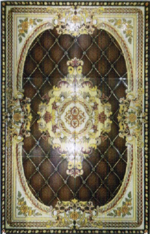 Bộ gạch tranh thảm 60x60 ORHD6630-BROWN