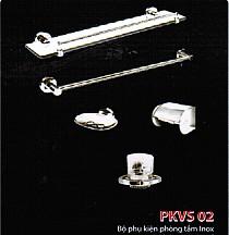 Bộ phụ kiện phòng tắm Viglacera PKVS 02