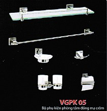 Bộ phụ kiện phòng tắm Viglacera VGPK 05