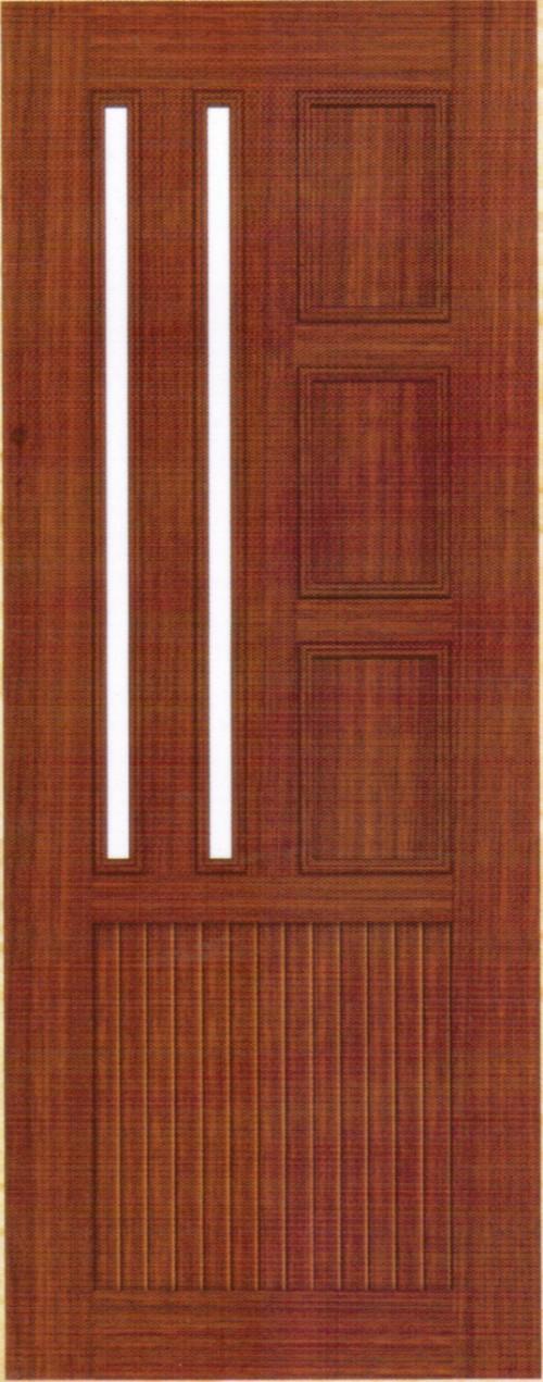 Cửa nhựa Đài Loan giả gỗ KQ-92