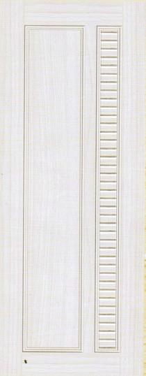 Cửa nhựa giả gỗ Đài Loan KW-14