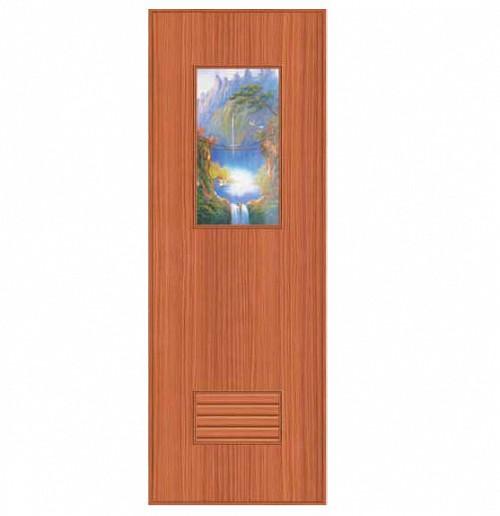 Cửa nhựa y@door vân gỗ nhập khẩu