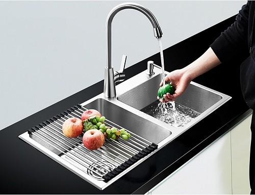 Chậu rửa chén ERANO SUS 304 EH-8145S