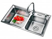 Chậu rửa chén Kangaroo  KG 8345