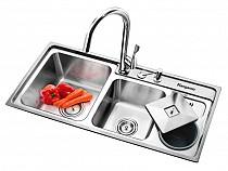 Chậu rửa chén Kangaroo  KG 9143