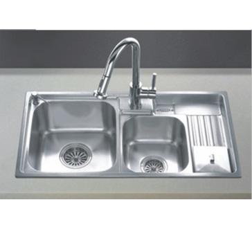 Chậu rửa chén INOX Virgo 301