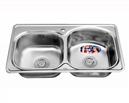 Chậu rửa chén Sơn Hà SH2H800