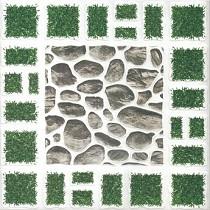 Gạch sân vườn Viglacera S 1401