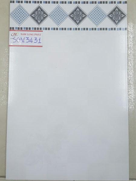 Gạch men ốp tường 30×45 mài cạnh giá rẻ HA1079