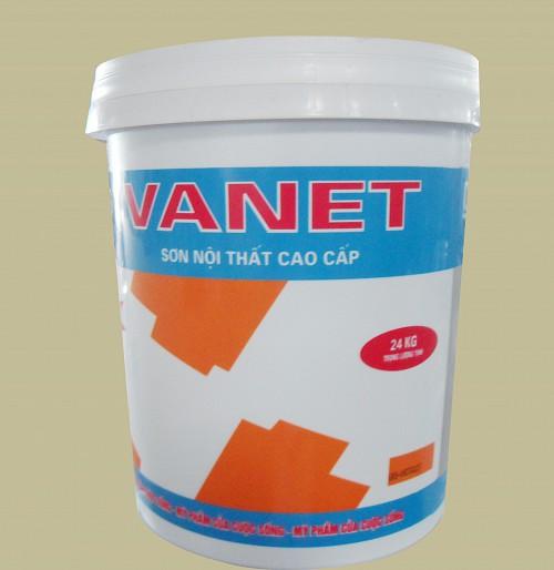 Sơn nội thất Viglacera VANET 5 in 1