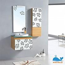 Tủ lavabo INOX PAZOLA P-A009