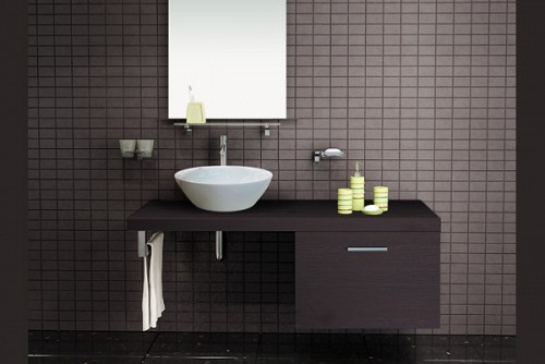 Tủ lavabo INAX CB1206-5QF-B