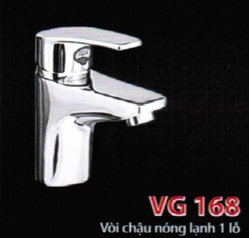 Vòi chậu rửa mặt Viglacera VG 168