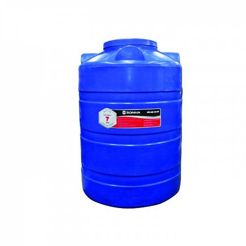 Bồn nước nhựa Sơn Hà 5000 lít đứng