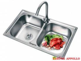 Chậu rửa chén Kangaroo  KG 7843E