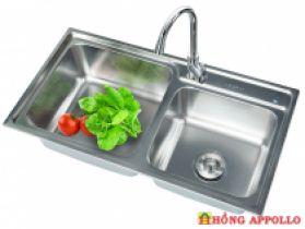 Chậu rửa chén Kangaroo  KG 8143