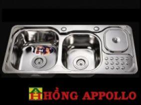 Chậu rửa chén Sơn Hà SH 3HB890