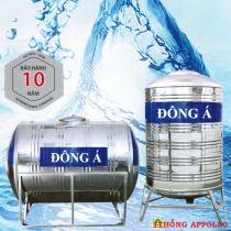 Bồn nước Đông Á 500 lít nằm