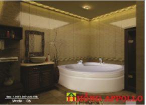 Bồn tắm Việt Mỹ 136