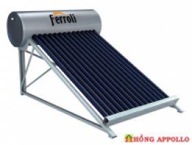 Máy nước nóng năng lượng mặt trời Ferroli Ecosun 300 lít