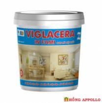 Sơn nội thất Viglacera EASY WASH lau chùi hiệu quả