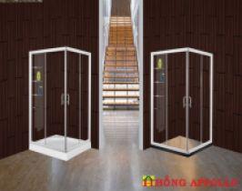 Phòng tắm kính Euroca cao cấp SR-V1050